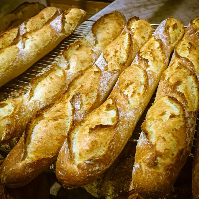 die perfekten Baguette